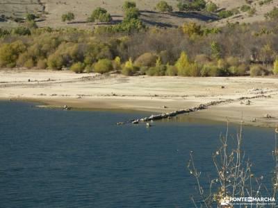Sabinar y Valle de Lozoya; senderismo nivel alto hiking free gratis senderismo